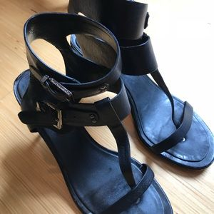 Bcbg maxazria Cutout heels